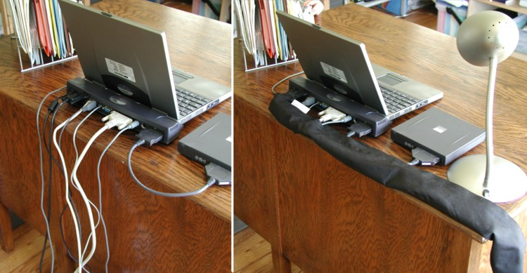 Marvelous Cable Snake Cable Organizer, Cable Management:: Product  Information Application
